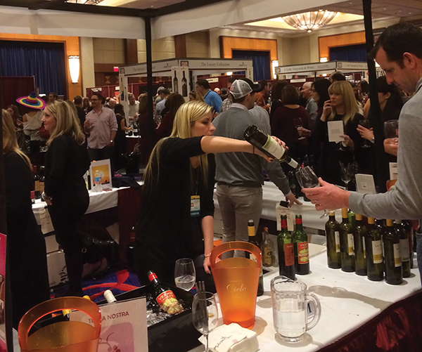 11th Annual Sun WineFest Brings Trade and Consumers Together