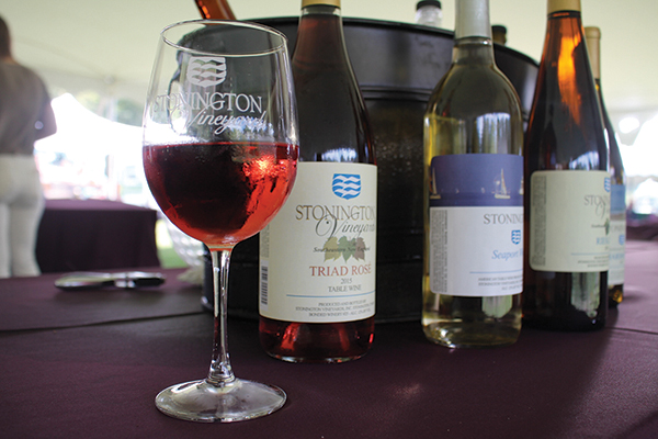 Stonington Vineyards Celebrates September with Annual Harvest Festival