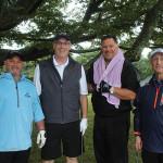 George Pastorok; Peter Curry, Banfi; Peter Lasse, Brescome Barton; Daniel Kemp, Brescome Barton.