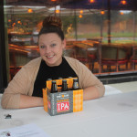 Kristy Chappell, Account Development Specialist Craft Beers, Brescome Barton.