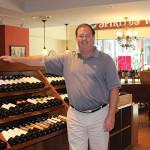 Gary Dunn, Owner, Spiritus Wines.
