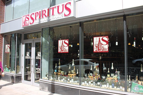 Retail Review: Spiritus Wines in Hartford