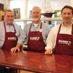 William Miller, Owner; Patrick Monteleone, Owner; Scott Pollack, Owner and third-generation family member.