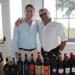 Pedro Moreira and Jose Leao of Evaton Imports.