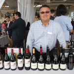 Robert Carbone, Northeast Regional Sales Manager, Hahn Family Wines.
