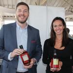 Greg King and Chelsea Nicholas, Brand Ambassadors, Koval.