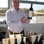 Andreas Sonju, Norheast Regional Sales Manager, Jamieson Ranch Vineyards.