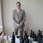 Chris Parkin, Field Sales Manager, Constellation Brands.