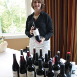 Barbara Reddish of Viavino Tastings representing Martin Rey Winery.