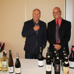 Michael Petrizzo, Northeast Manager, Vias Imports and Drew Hoyle of Hartley & Parker.