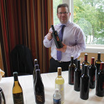 Jeffrey Verderber, Regional Director New England, Justin Landmark Vineyards.