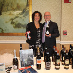 Laura Laratro, Brand Manager of Amaro Silano and Fran Magner of FX Magner Selections.