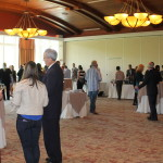 Trade guests during the 2016 Fall Wine Show.