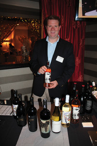 Matthew Rizzo, Director of Sales, Bedell Cellars.