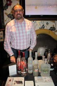 Brendan David Edwards of Inspired Beverage Inc.