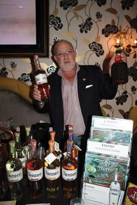 Alexei Beratis, Inspired Beverage, Inc.