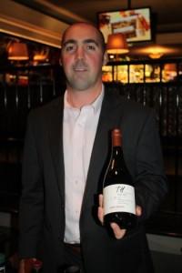 Doug D'Auria representing Undurraga Wines of Maritime Wine Trading Collection.