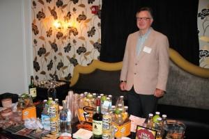 Jim Burns, Vice President, North America Beverage Company.