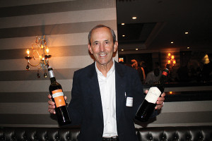 Peter Ravetto of Quintessential Importers.