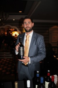 Michael Gilbert, CSS and Division Manager Empire Central, Trinchero Family Estates.