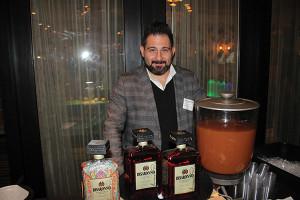 Paul Sevigny, Brand Ambassador, Disaronno.