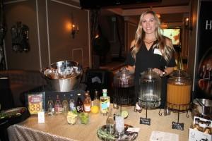 Kelly Boren, Sales, Q Drinks.