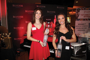 Ava Van Daalen, Belvedere Vodka with Sandra Terenzio, Portfolio Manager-Moet Hennessy USA, CDI.