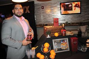 Daniel Madera, Pernod Ricard with Chivas Regal.