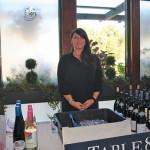 Rachel Torre, Regional Manager, Brescome Barton showcasing Terlato Wines.