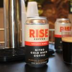 RISE Coffee.
