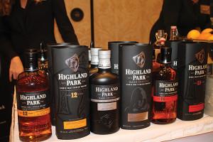 Highland Park Scotch Whiskey.