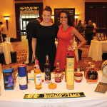 Amy Ingraham and Ashley Harper of CK Promotions representing Sazerac.