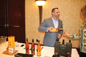 George Kalliavas, Market Manager Rhode Island, Moët Hennessy USA.