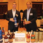 Brendan Simms, Area Manager MA and RI, William Grant and Sons with Kurt Knop, Regional Director New England, William Grant and Sons.