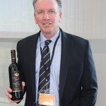 Greg Baldino, Mid-Atlantic Regional Manager, Riboli Family Wine Estates with Stella Rosa wines.