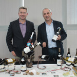 Franck Girard, Sales Manager U.S. Northeast Region, Maison Albert Bichot and Albert Bichot of Maison Albert Bichot Wines.