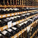 Inside Thorpe's Wine and Spirits.