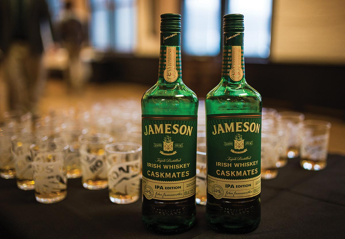 CDI and Pernod Ricard Launch Jameson Caskmates IPA