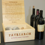Patriarch wines by Frank Family Vineyards.