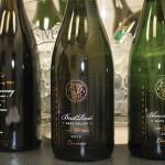 Frank Family Vineyards' Carneos Chardonnay, Brut Rosé and Blanc de Blanc selections.