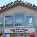 The Pit Stop Spirit Shop