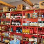 Inside Standard Liquors.