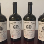 """Cooper & Thief Red Wine Blend is aged for three months in bourbon barrels for a """"dark and jammy"""" red wine """"loaded with bourbon-inspired flavors and aromas."""""""