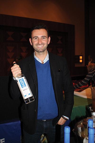 Max Moss of Keel Vodka  | The Beverage Journal