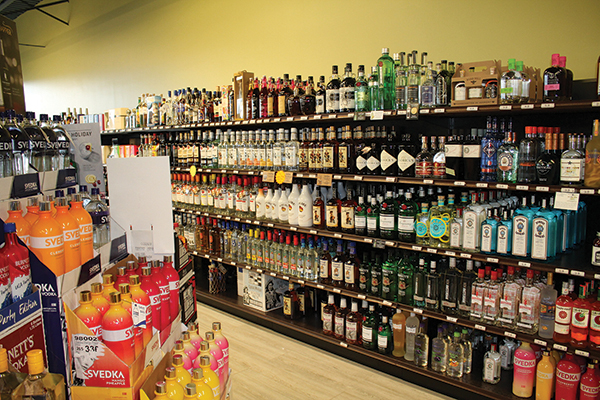 Retail Review: Market Beer Wine & Spirits