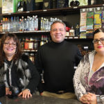 Gina Gatta, Employee; Norm Hale, Owner; and April Barber, Employee.