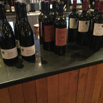 Views from the VIP tasting sponsored by Sage Cellars.