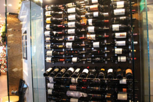 Wybraniec's carefully curated selections have earned a Wine Spectator Award of Excellence