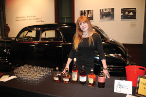 Laura Kanzler, Business Development Manager, Horizon Beverage Co., Origin Beverage Division, featuring The Glenrothes, High West, Widow Jane and Koval brands.