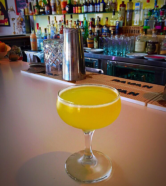 """Serving Up: Luxe Winebar & Craft Cocktails' """"Sass in a Glass"""""""